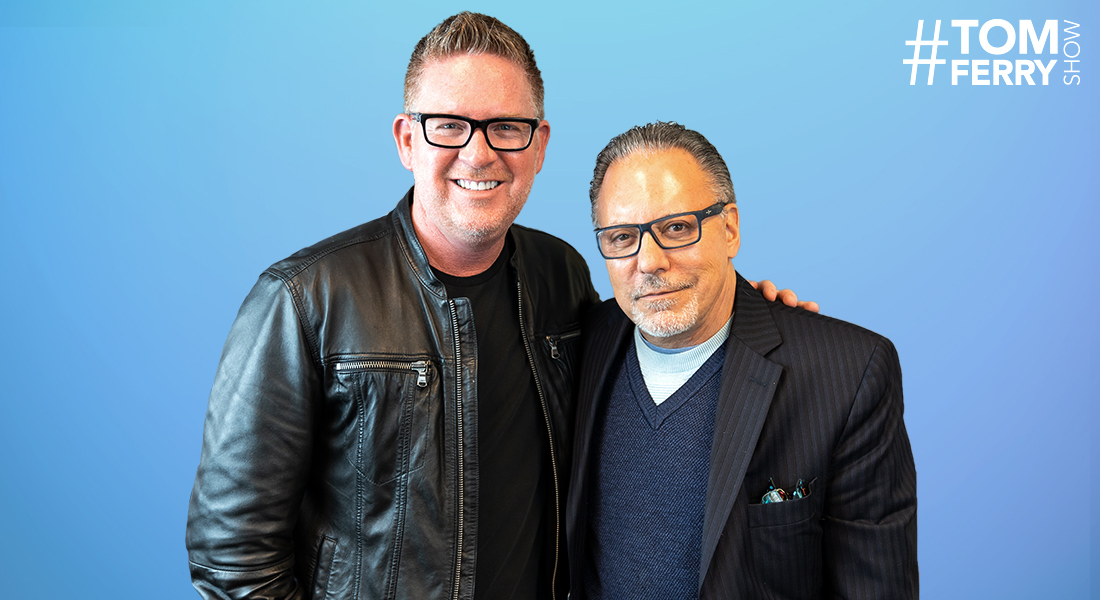 Jay Abraham on How to Gain Trust, Relevancy and Respect – #TomFerryShow