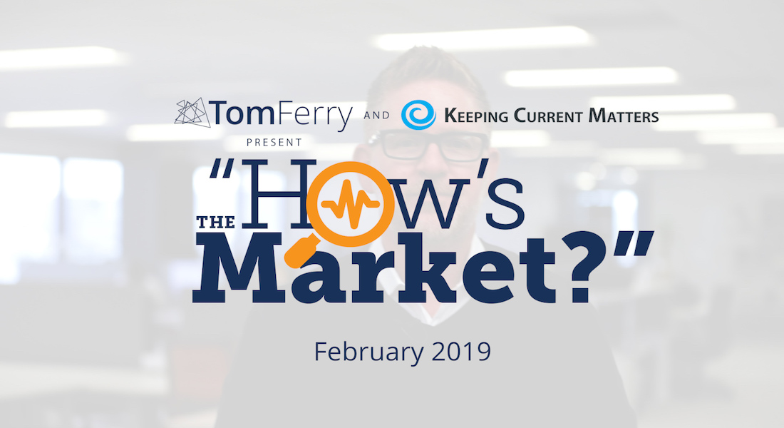 """How's the Market?"" Episode 2 – February 2019"