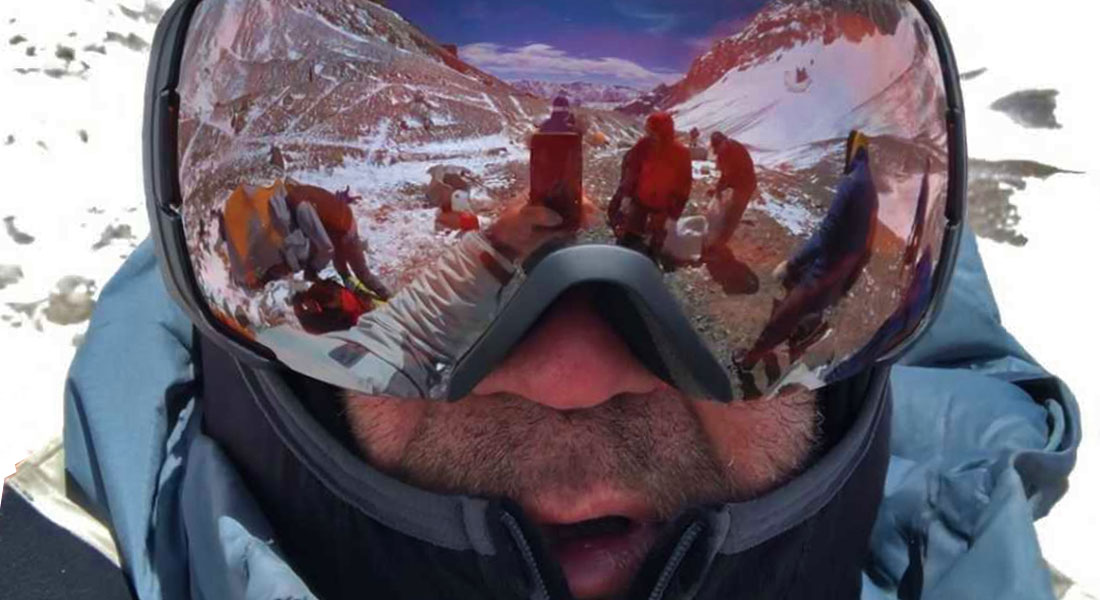 Bill Pipes Guest Blog: 7 Life Lessons I Learned Climbing Aconcagua