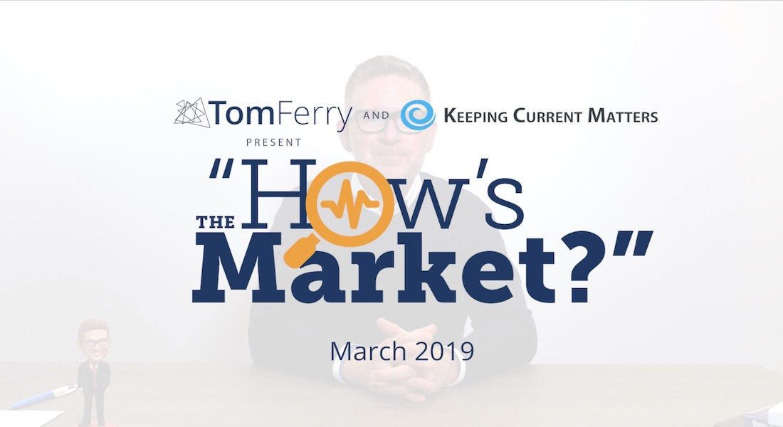 """How's the Market?"" Episode 3 – March 2019"