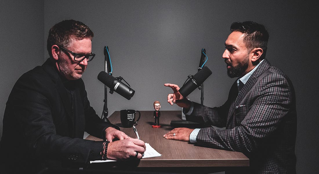 Opportunities and Success in the Insurance Industry with Sina Azari | Episode 12 photo