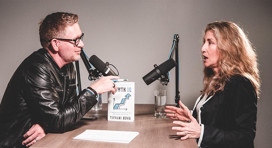 Business Growth Strategies with Tiffani Bova   Episode 14