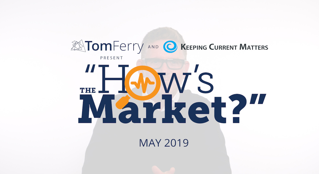 """How's the Market?"" Episode 5 – May 2019"