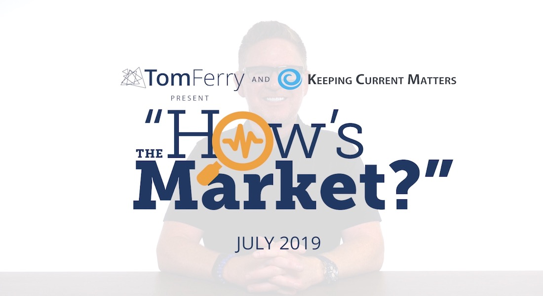 """How's the Market?"" Episode 7 – July 2019"