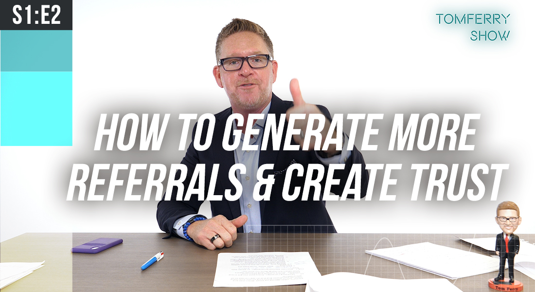 5 Winning Strategies to Attract More Listings – #TomFerryShow