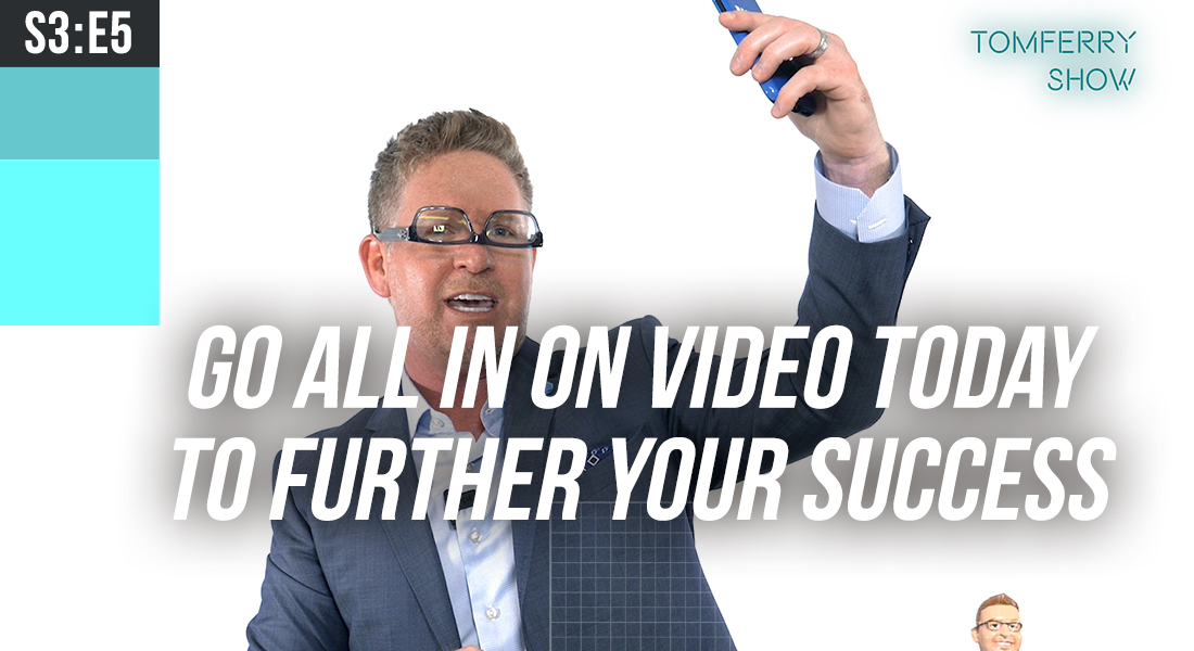 7 Video Show Ideas to Maximize Relevancy in Your Market – #TomFerryShow