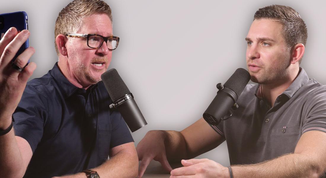 Benefits and Basics of Podcasting with Byron Lazine photo