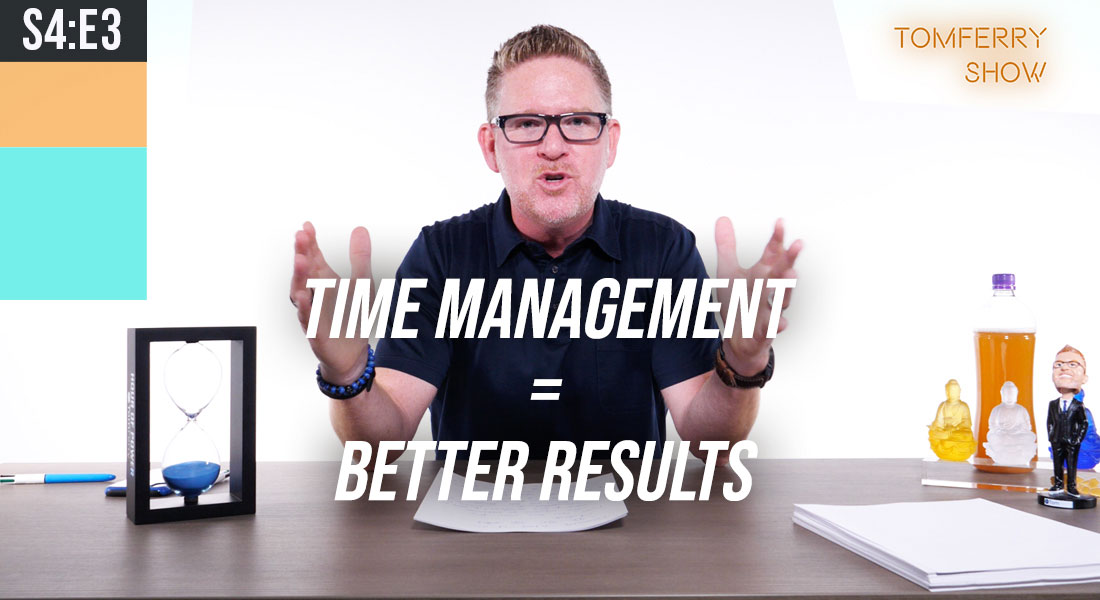 Time Management Tips: The Real Estate Agent's Ideal Schedule to Maximize Income – #TomFerryShow