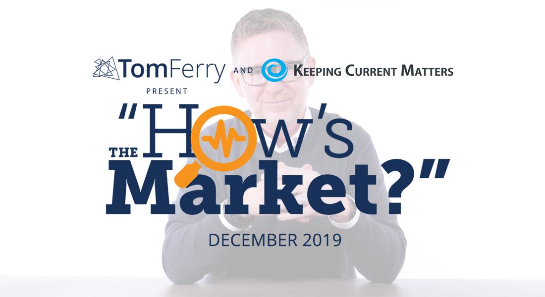 """How's the Market?"" Episode 12 – December 2019"