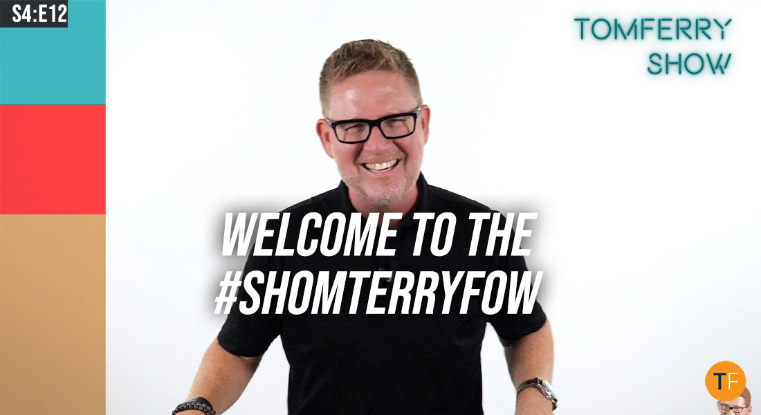 Don't Dwell on Your Bloopers; Watch These Instead – #TomFerryShow