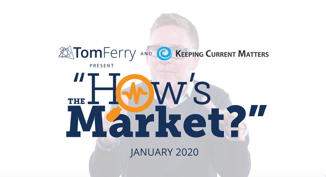"""""""How's the Market?"""" Episode 13 – January 2020"""