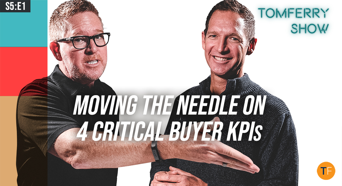 Killer Buyer Conversion Tips (And Mistakes to Avoid) from a Rockstar Agent – #TomFerryShow