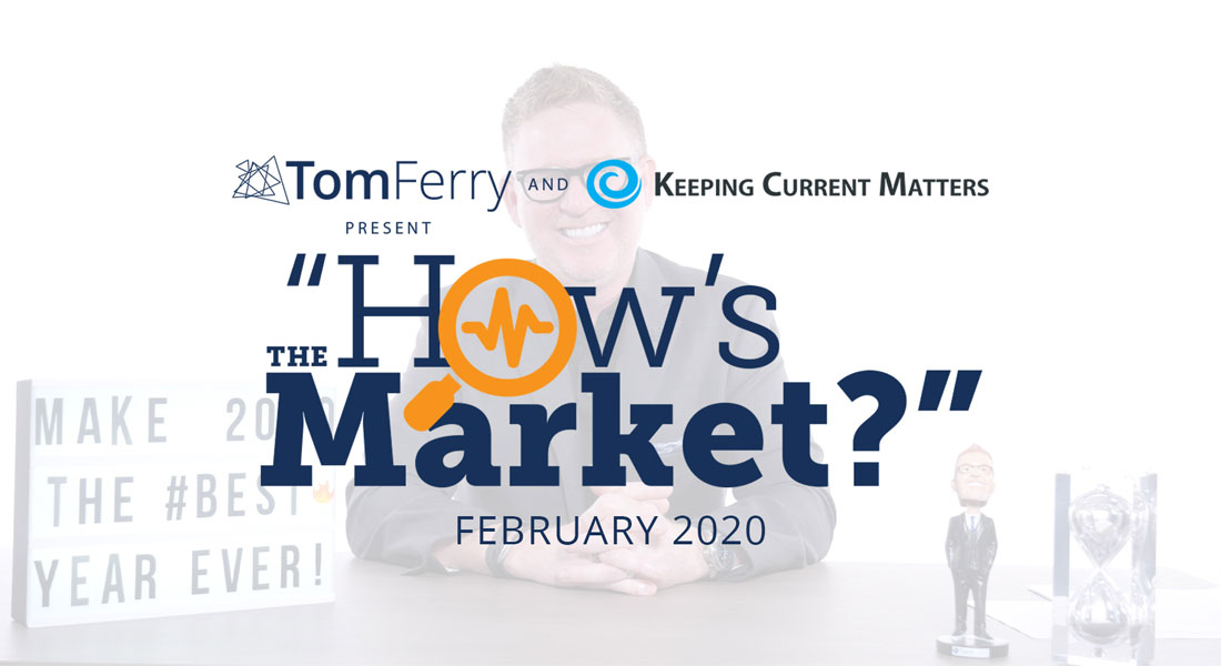 """""""How's the Market?"""" Episode 14 – February 2020"""