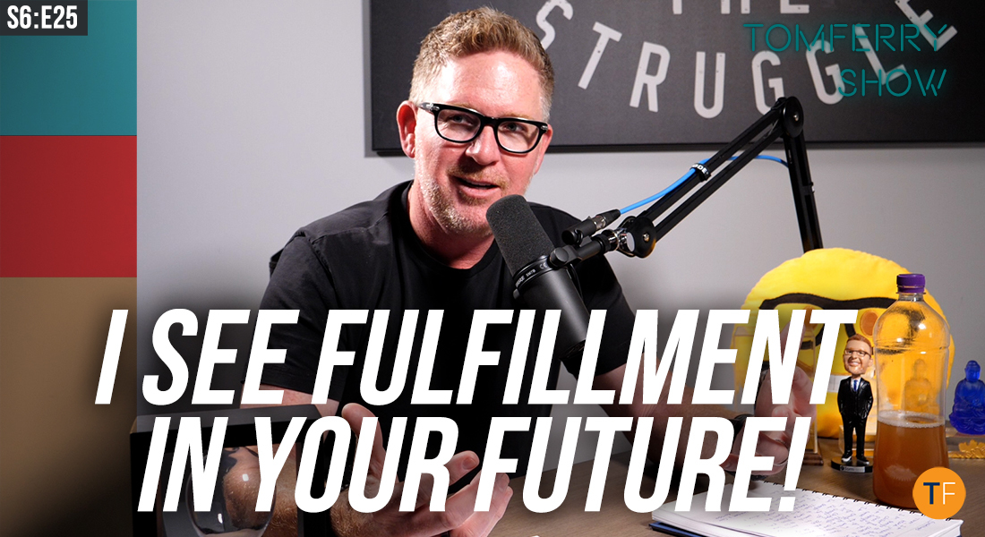 What Your 20-Year Plan Can Do for You – #TomFerryShow