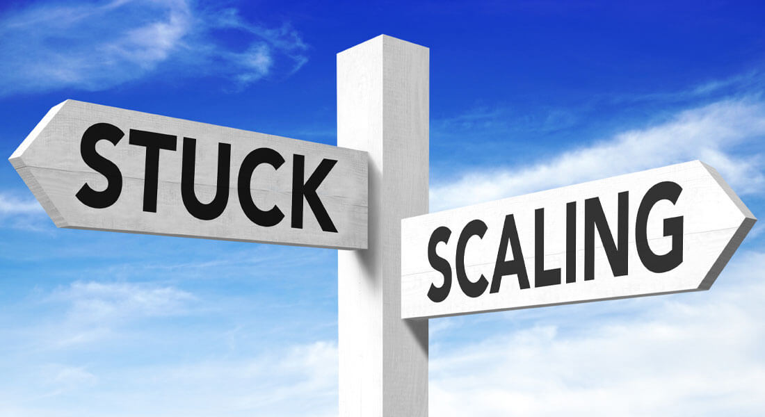 Stuck or Scaling: The Bifurcation of Today's Agents & How to Move Forward Powerfully