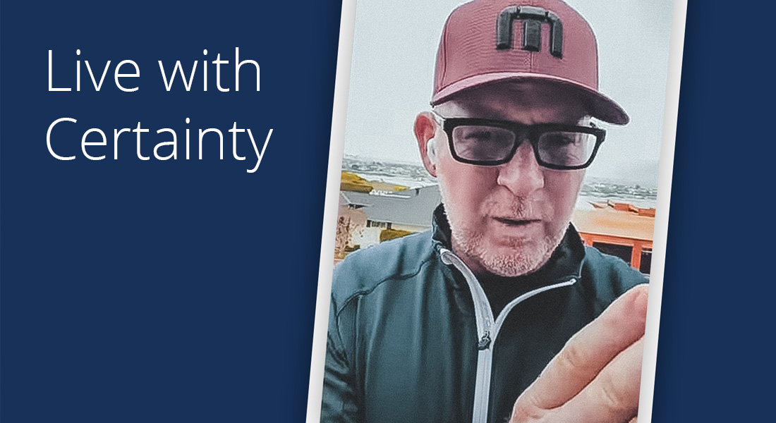 90 Days of Moving with Certainty | Mindset Monday